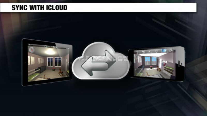 Home design 3d freemium for ipad ndir iphone ve ipad for Home design 3d ipad