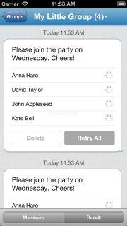 Group SMS! Resimleri