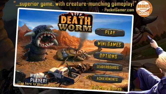 Death Worm Free Resimleri