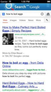 Search the Web & Browser Resimleri