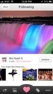 We Heart It Resimleri