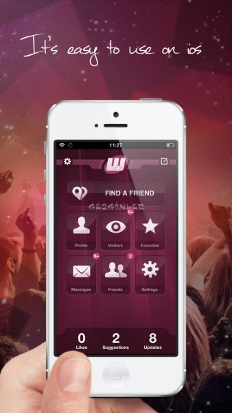 Waplog live chat dating meet friends