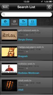 Web.TV Resimleri