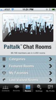 Paltalk Video Chat Resimleri