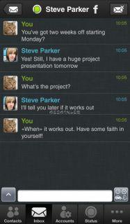 IM+ Instant Messenger Resimleri