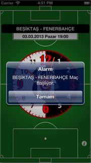 Beşiktaş Saat Resimleri