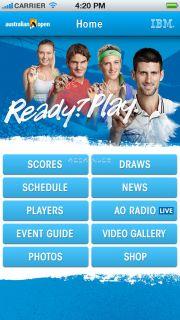 Australian Open Tennis Championships 2013 Resimleri