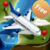 iPhone ve iPad FlightHero Free Resim