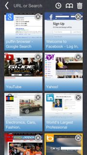 Puffin Web Browser Free Resimleri
