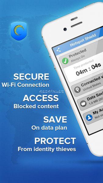 Téléchargement gratuit de VPN Windows | Hotspot Shield