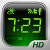 iPhone ve iPad Alarm Clock HD - Free Resim