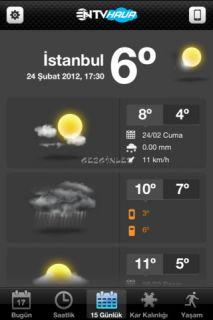 NTV Hava Resimleri