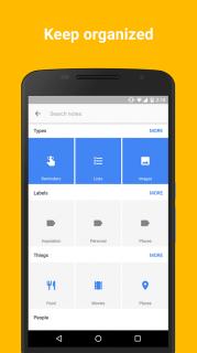 Google Keep Resimleri