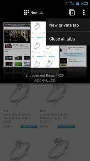 Opera tarayıcı beta Resimleri