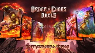 Order and Chaos Duels Resimleri