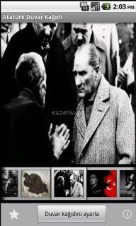 Atatürk Duvar Kağıtları Resimleri