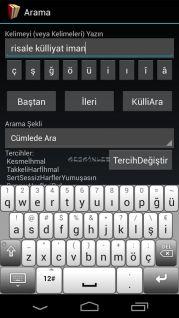 Risale-i Nur Okuma Android Resimleri