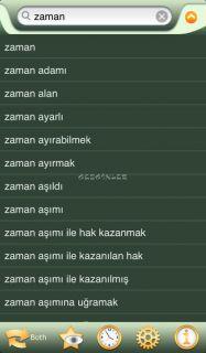 İngilizce-Türkçe Sözlük Resimleri