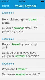 İngilizce Türkçe Sözlük Ücretsiz Resimleri