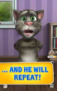 Talking Tom Cat 2 Free Resimleri