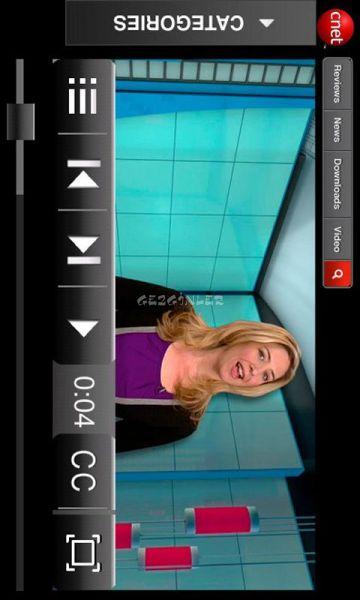 General mobile tablet adobe flash player indir