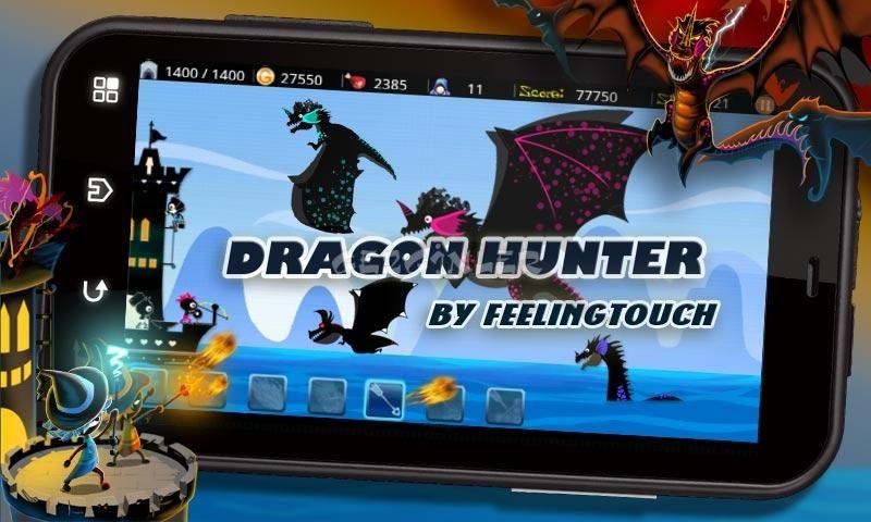 Android için Dragon Hunter Ekran Görüntüleri