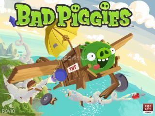Bad Piggies HD Resimleri