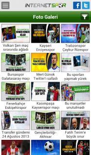 İnternet Spor Resimleri