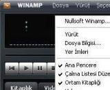 Winamp Türkçe Yama screenshot