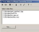 Free YouTube to iPhone Converter screenshot
