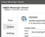 Msn virus Cleaner screenshot