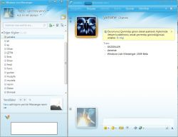 Windows Live Messenger Beta screenshot