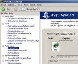 NVIDIA Sistem Araçları screenshot