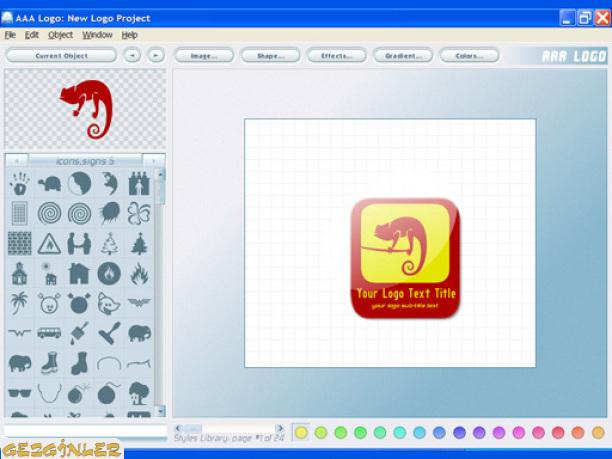Logo yapma programı, aaa logo, hd, videolu anlatım, + sesli, + link