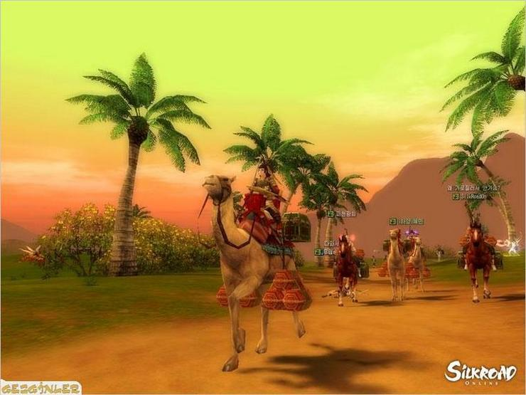 Silkroad Legend IV Download 3609
