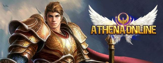 Athena Online oyunu