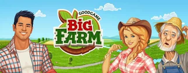 Big Farm oyunu