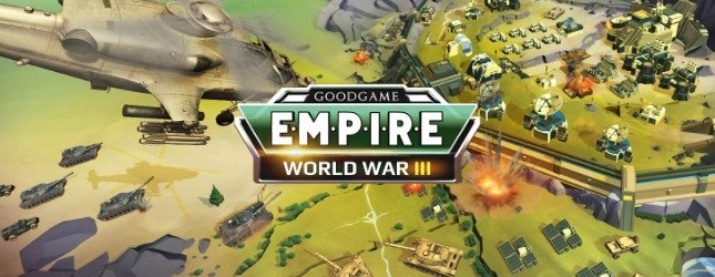 Goodgame Empire: World War III oyunu