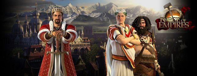 Forge of Empires oyunu