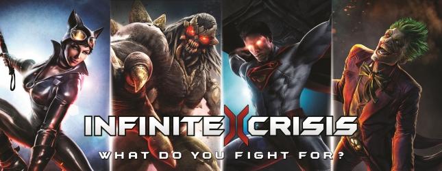 Infinite Crisis oyunu