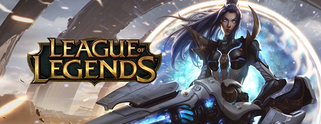 League of Legends oyunu