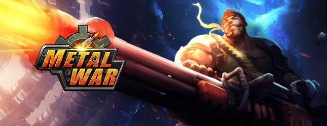 Metal War oyunu