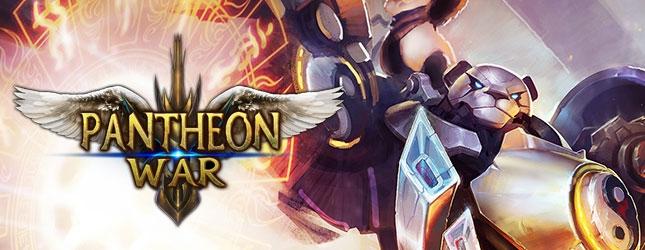 Pantheon War: Pandora'n�n Kutusu oyunu