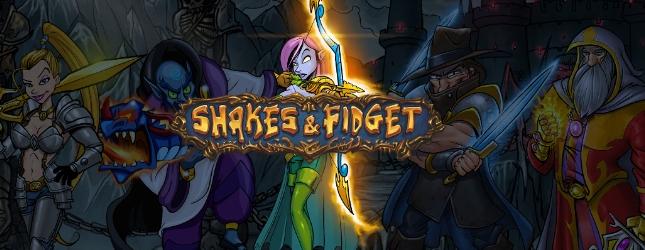 Shakes & Fidget oyunu