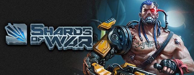 Shards of War oyunu