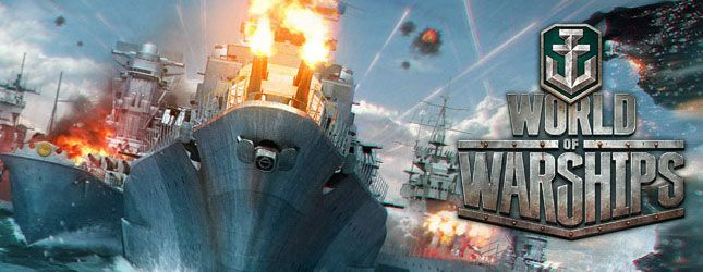 World of Warships oyunu