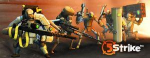 5Strike Savaş oyunu