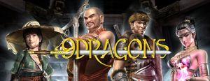 9Dragons MMORPG oyunu