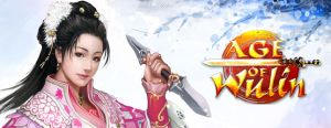 Age of Wulin MMORPG oyunu
