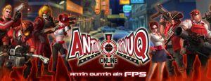 Antin Quntin MMOFPS oyunu